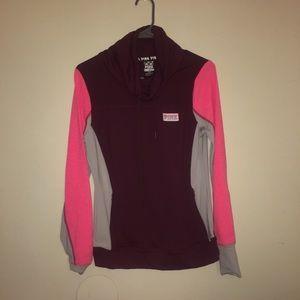 Pink Victoria Secret sweatshirt Size M
